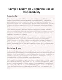 essay essay on responsibility importance of being responsible