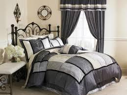 iron bed near window
