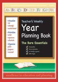 Teacher Weekly Planners Teachers Weekly Year Planning Book Harleys The Educational