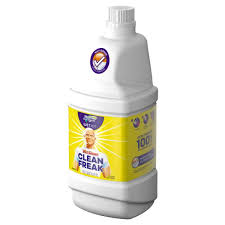 Swiffer 42 2 Oz Wetjet Mr Clean Clean Freak Lemon Zest Scent Liquid Floor Cleaner 003700090870 The Home Depot