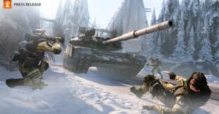 Warface Update Brings First <b>Siberia</b> Map into Play Today | Crytek
