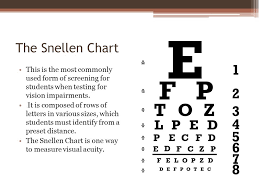 Visual Impairments By Courtney Thrams Ppt Video Online