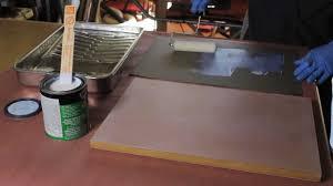 Wood laminate kitchen countertops Farmhouse Kitchen Diy Laminate Countertops Mulestablenet Diy Laminate Countertops Youtube