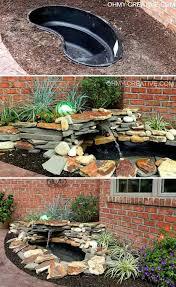 feature river outdoor 26 wonderful outdoor diy water s tutorials and ideas that rock garden