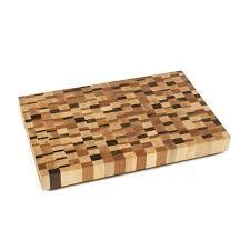 End Grain Cutting Board Design Software Chaotic End Grain Board