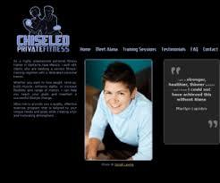 Chiseledfitness.com: Chiseled Private Fitness - Alana Bader ...