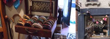 Fine and Dandy Shop Review <b>New</b> York City — <b>Gentleman's</b> Gazette