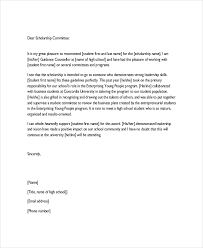 Student Character Reference Letter Character Reference Letter For Student Scholarship Sample