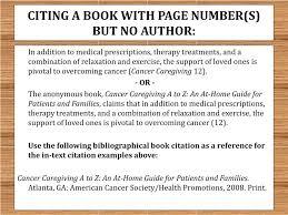 Ppt In Text Citation Mla Format Parenthetical Citation