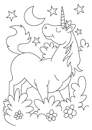 unicorn coloring page sparkle picture book review