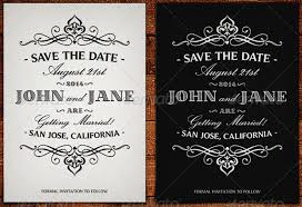 Save The Date Postcard Template Template Business