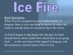book fair reviews ppt  45 ice fire book