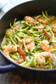 zucchini shrimp sci traditional shrimp sci made into a low carb dish with zucchini