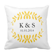 custom pillow covers. Delighful Covers Canvas Custom Cushion CoverPersonalized Name Initials Pillow Cases Couple  Decorative Sofa Throw And Covers M