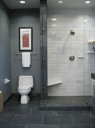 bathroom white subway tile with dark floor. Modern Subway Tile Bathroom Designs Photo Of Nifty The Floor Inspiration And White Tiles Plans With Dark L