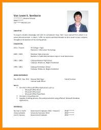 Objective On Resume Sample Objective Resume 86