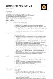 contractor resume resume for independent contractor examples vosvete net 7276 ifest info
