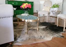 Coffee table with a bright new look