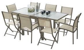 Ensemble table et chaise exterieur | Fourlon