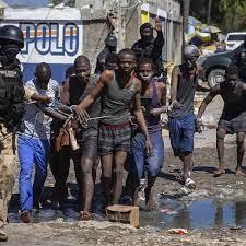 gang leader among 25 killed in Haitian ...