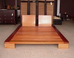 diy japanese furniture. +diy+Japanese+Furniture   Domo Platform Bed In Honey Oak Finish Diy Japanese Furniture H