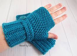 Crochet Gloves Pattern Inspiration Herringbone Fingerless Gloves Charmed By Ewe