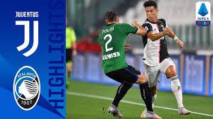 Juventus 2-2 Atalanta   Cristiano Ronaldo Scores Twice to Rescue a Point  for Juve