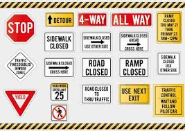 american traffic signs and meanings.  American American Traffic Signs Vector Illustration Of Stock   89814514 For Traffic Signs And Meanings R
