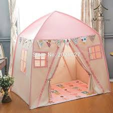 Wholesale Love Tree Kid Play House Cotton Canvas Indoor Children Sleeping  Tent Large House Pink House Kid Play Tents Children Play Tents From  Sophine13, ...