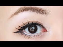 natural gal gyaru eye makeup