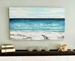amazing 9 coastal wall pieces to inspire your nautical heart everything intended for coastal wall art ordinary  on beach themed wall art with excellent large coastal wall art wall art design regarding coastal