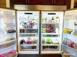 Tips sắp xếp thực phẩm đúng cách trong tủ lạnh ngày Tết từ chia sẻ của mẹ  Việt tại Mỹ