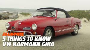 Maybe you would like to learn more about one of these? Five Things To Know About The Volkswagen Karmann Ghia And Its Sort Of Stolen Design