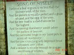 song of myself i ii vi lii by walt whitman poems essay walt whitman song myself