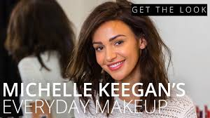 mice keegan s everyday makeup routine get the look feelunique