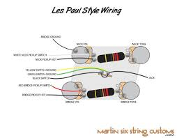 les paul modern wiring diagram wiring diagram database