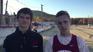 John Hassett & Ollie Dillon | Hancock County Championship