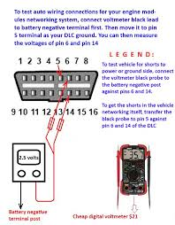 how to test wiring harness with multimeter online schematic diagram \u2022 4 Prong Trailer Wiring Diagram 2014 auto wiring fixes for wiring harness used on vehicle rh automotivetroubleshootingsecrets com