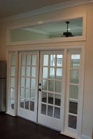 8 ft opening with french doors and transom windows interior google search
