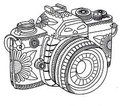 Small Picture Marvelous Design Inspiration Camera Coloring Pages