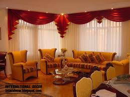 room curtains catalog luxury designs: calm curtain design with lighting for living room red curtain jpg