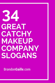 35 great catchy makeup pany slogans more makeup panies ideas within catchy names for makeup