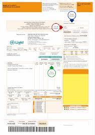 Conta Light Rj Orçamento Residencial Capsolar