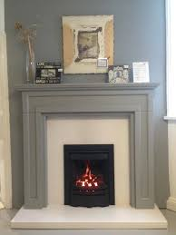 paint gas fireplace the in manor house grey can be painted in any spray paint gas