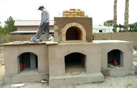 fireplace pizza oven combo kit chllenge ptio fireplce pizz s