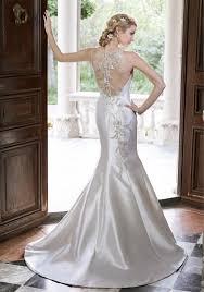 Maggie Sottero Wanda Wedding Dress Uk Size 10 Ivory