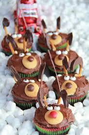 Fancy Reindeers Cupcakes Cupcakes Gallery