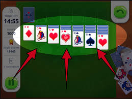 How to set up solitaire with cards. How To Play Solitaire Play It Now At Coolmathgames Com