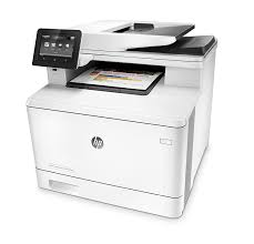 Color Laser Printer All In One L