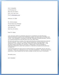 Cover Letter For Pharmacist Pharmacist Cover Letter Cover Theists ...